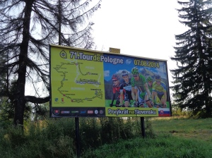 tour fe pologne w słowackim sztyrbskim